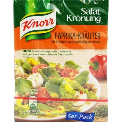 Knorr Garden Salad and Paprika Herb