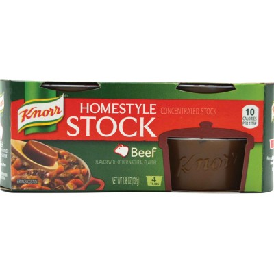 Knorr Homestyle Beef Stock 4 Pack