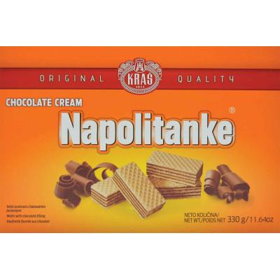 Kras Chocolate Cream Wafer