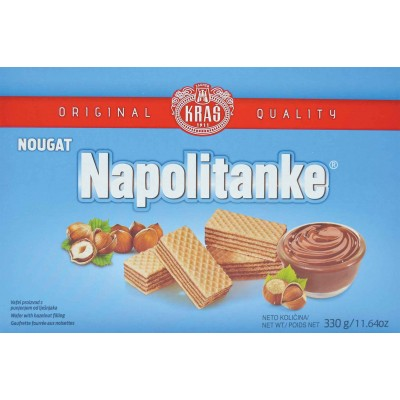 Kras Nougat Wafer