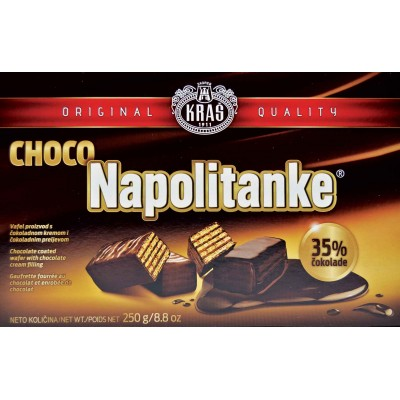 Kras Chocolate Covered Wafer