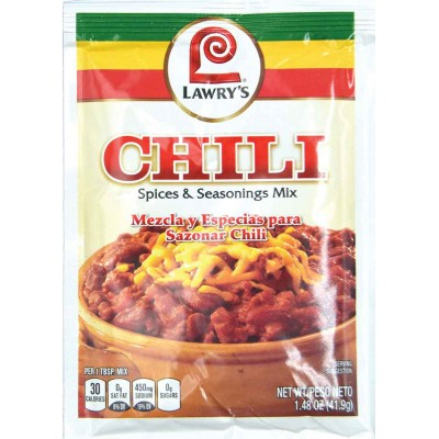 Lawrys Chili Spice and Seasoning