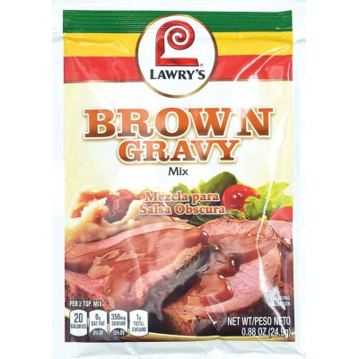 Lawrys Brown Gravy Mix
