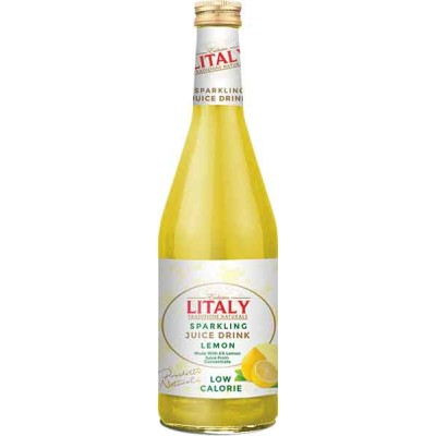 Litaly Sparkling Lemon Juice Beverage