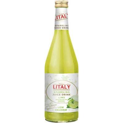 Litaly Sparkling Lime Juice Beverage