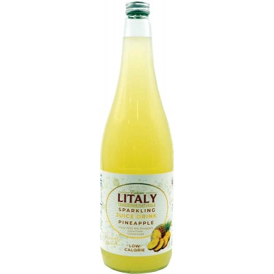 Litaly Pineapple Sparkling Juice