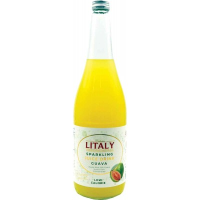 Litaly Guava Sparkling Juice
