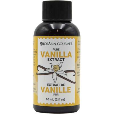 Lorann Gourmet Pure Vanilla Extract Blend