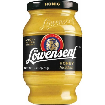 Lowensenf Honey Mustard Jar