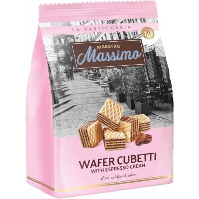 Maestro Massimo Cubetti Espresso Wafer Bag