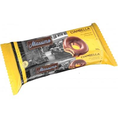 Maestro Massimo Ciambella Cocoa Donut 6 Piece