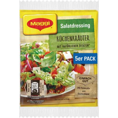 Maggi Kuchen Krauter Salad Herb 5 pk