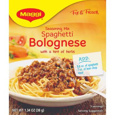 Maggi Spaghetti Bolognese Seasoning
