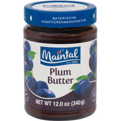 Maintal Premium Plum Butter Fruit Spread