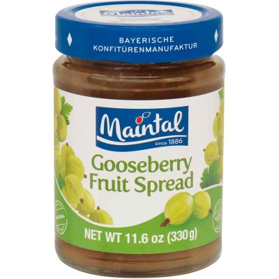 Maintal Premium Gooseberry Fruit Spread