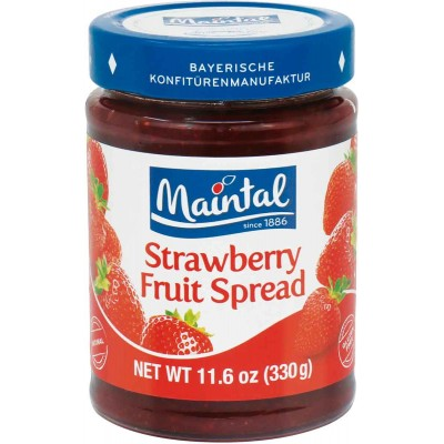 Maintal Premium Strawberry Fruit Spread