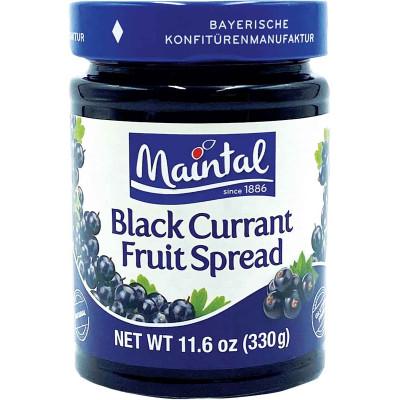 Maintal Premium Black Currant Fruit Spread
