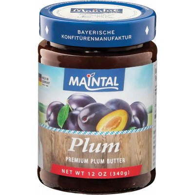 Maintal Premium Plum Butter Fruit Spread