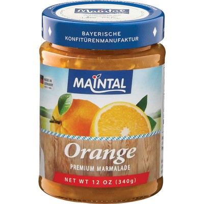 Maintal Premium Orange Fruit Spread
