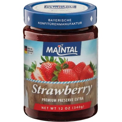 Maintal Premium Strawberry Fruit Spread
