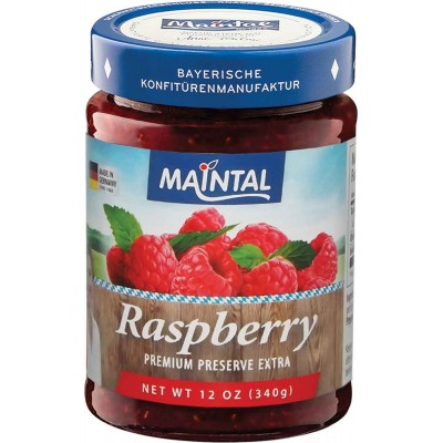 Maintal Premium Raspberry Fruit Spread