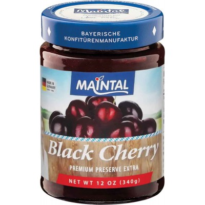Maintal Premium Black Cherry Fruit Spread