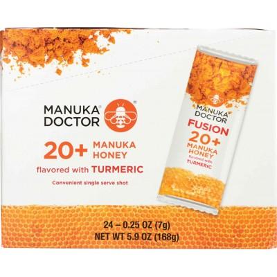 Manuka Doctor Makuka Honey Turmeric SS Packet