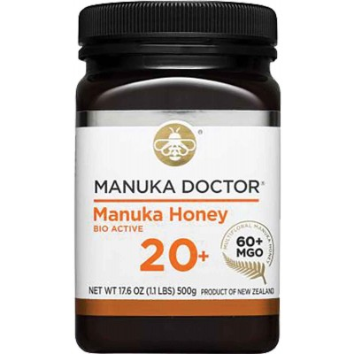 Manuka Doctor Bioactive 20+ Manuka Honey