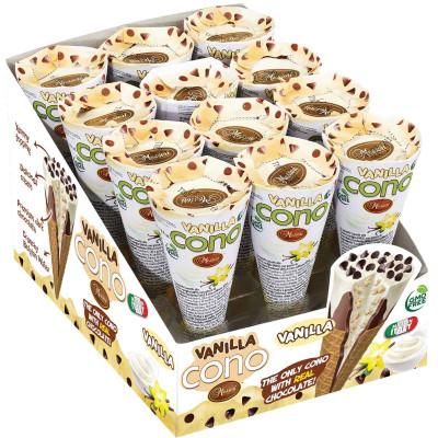 Messori Vanilla Cream Choco Cones