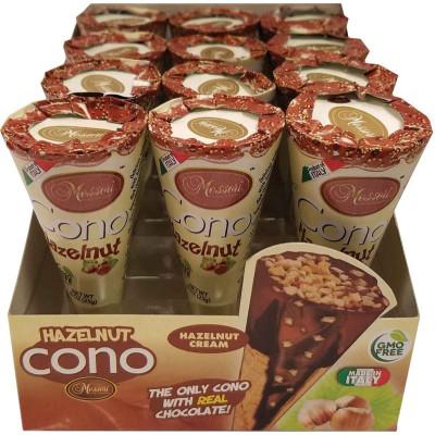 Messori Hazelnut Cream Cono Snacks