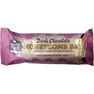 Mighty Fine Kitchens Dark Chocolate Honeycomb Bar