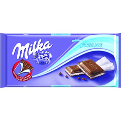 Milka Yogurt Chocolate Bar