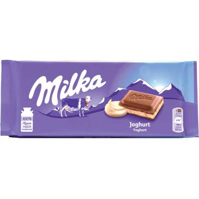 Milka Yogurt Chocolate Bar