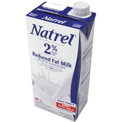 Natrel 2% Reduced Fat Milk