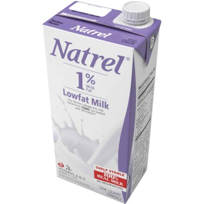 Natrel 1% Low Fat Milk