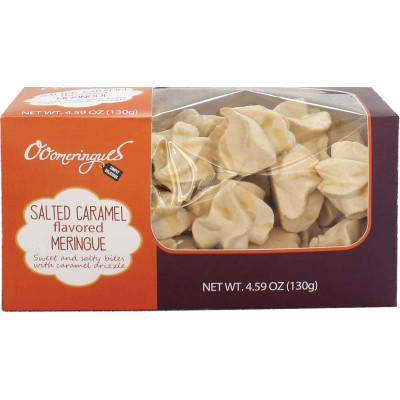 Ooomeringues Salted Caramel Flavored Meringues Box