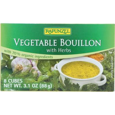 Rapunzel Vegan Vegetable with Sea Salt and Herbs