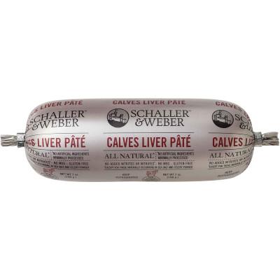 Schaller & Weber Calves Liver Pate