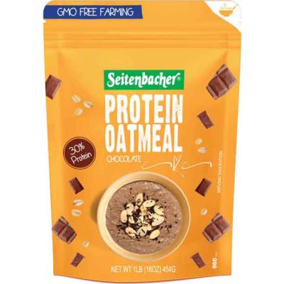 Seitenbacher Chocolate Protein Oatmeal