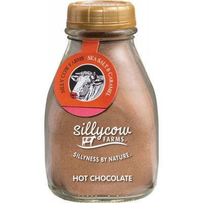 Silly Cow Chocolate Sea Salt Caramel Cocoa