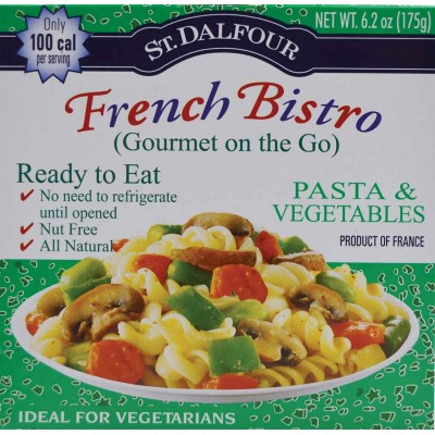 St Dalfour Whole Grain Pasta & Veggies