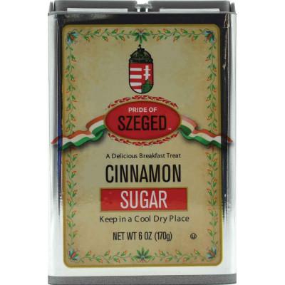 Szeged Cinnamon and Sugar Spice Tin