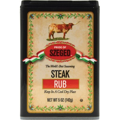 Szeged Steak Rub Seasoning