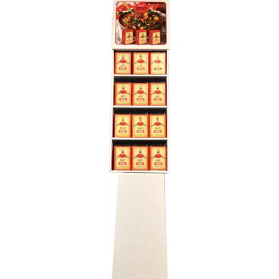 Szeged 36ct Sweet & Hot Paprika Display