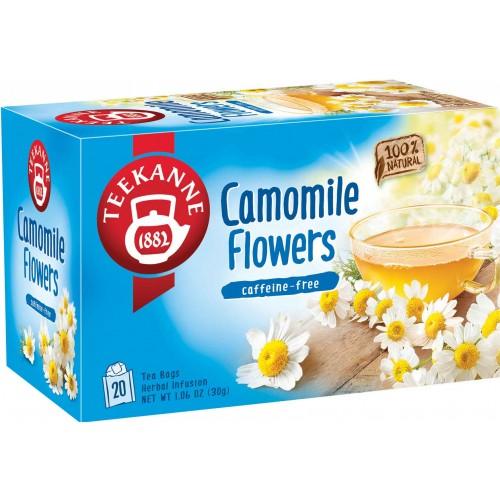 Teekanne Camomile Flowers Tea