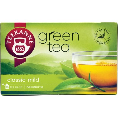Teekanne Classic Green Tea