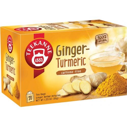 Teekanne Ginger Tumeric Tea