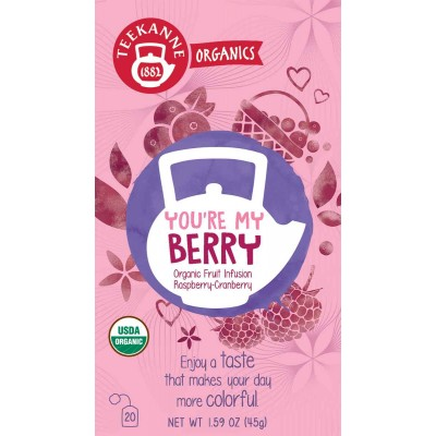 Teekanne Organic You're My Berry Tea