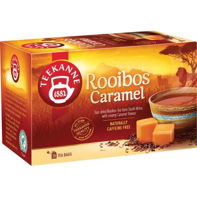 Teekanne Rooibus Caramel Tea