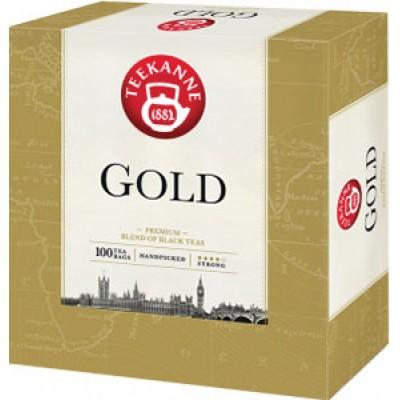 Teekanne Gold 100ct Tea